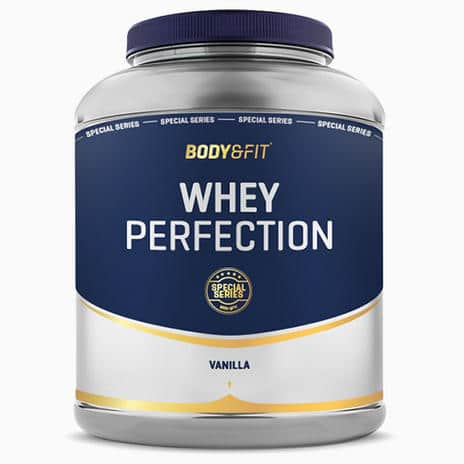Whey Perfection Special Series eiwitshakes